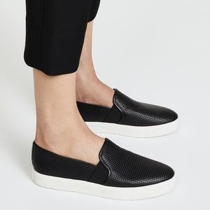 Vince | Blair Perforated Leather Sneaker